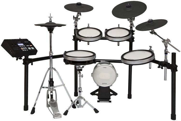 Yamaha DTX760K Electronic Drum Set image 1