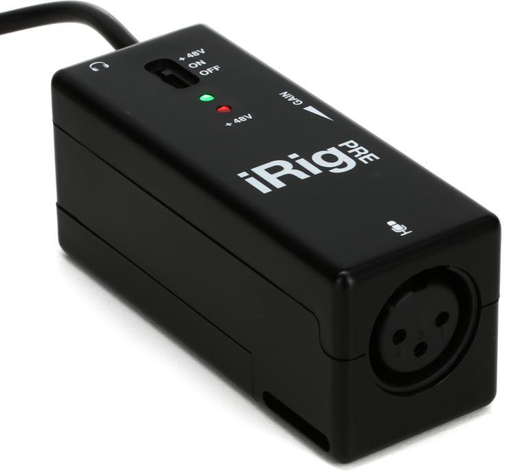 IK Multimedia iRig Pre image 1