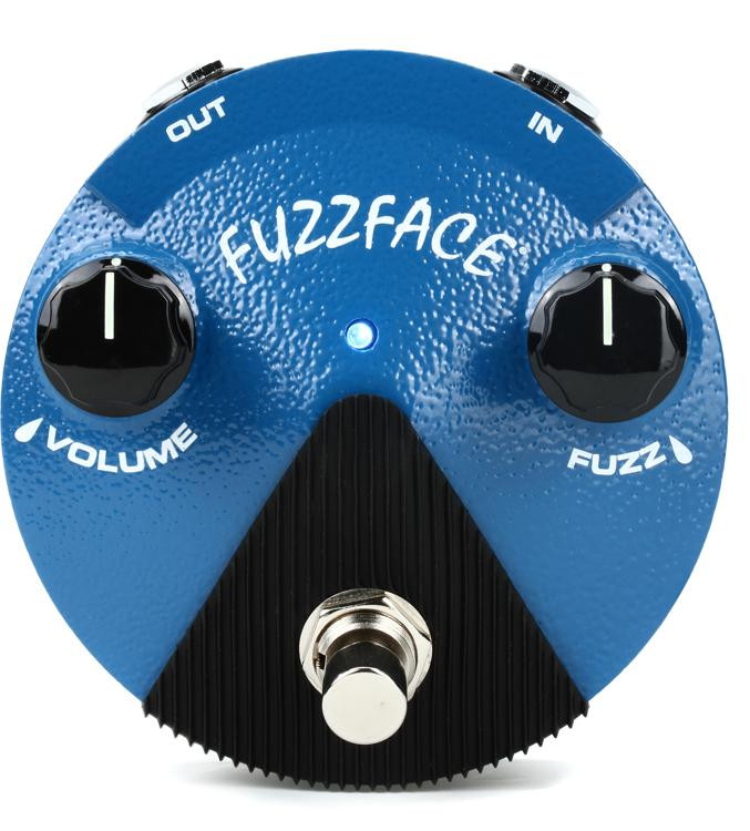 Dunlop FFM1 Fuzz Face Mini Pedal - Silicon Transistor image 1