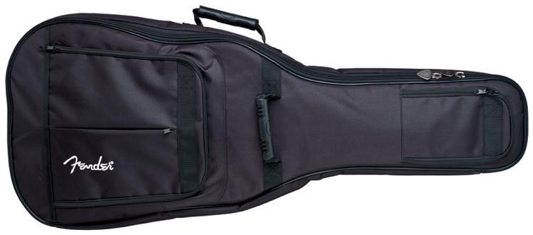 Fender Metro Tele/Strat Gig Bag - Black image 1