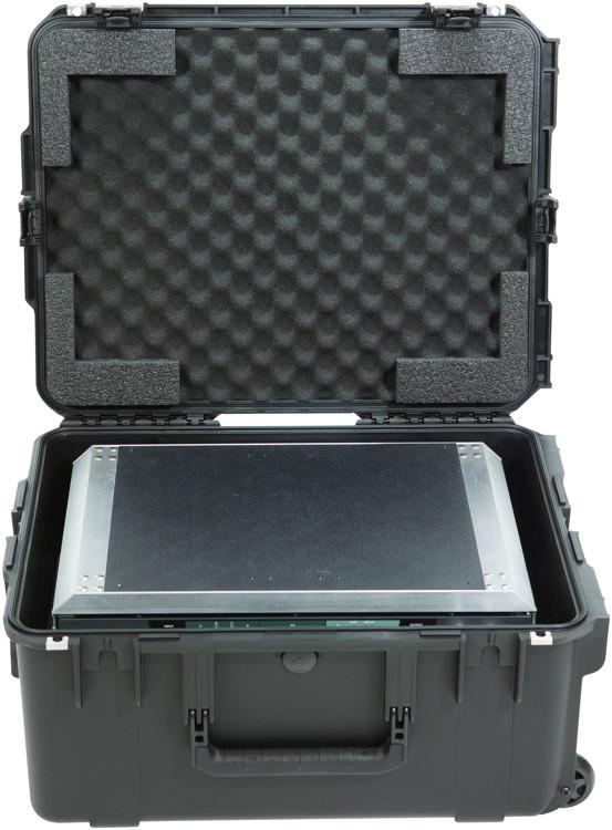 SKB 3i-2217-103U iSeries Fly Rack Case with Removeable 3U Rack Frame image 1