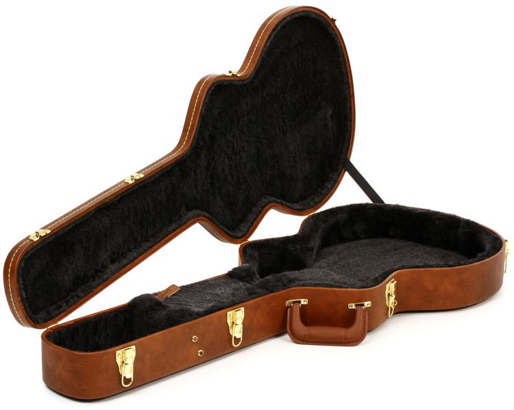 gibson memphis es guitar case sweetwater. Black Bedroom Furniture Sets. Home Design Ideas