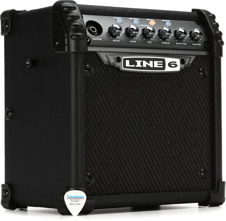 Line 6 Micro Spider 6-watt 1x6.5