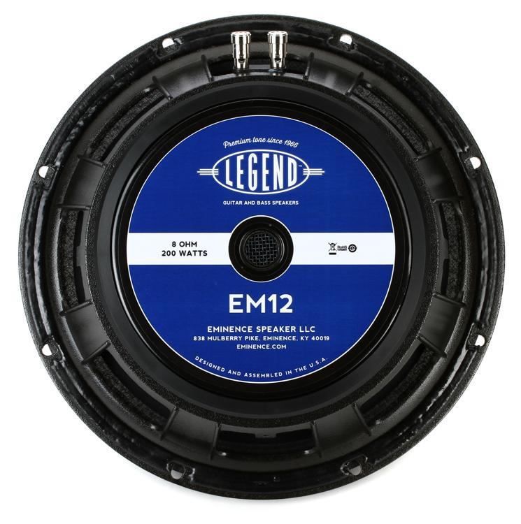 Eminence Legend EM12 12