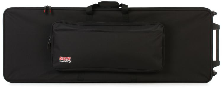 Gator GK-76 Semi-Rigid Keyboard Case - 76-Key image 1
