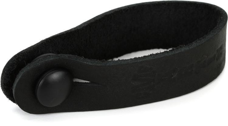Martin Headstock Strap Tie - Black image 1