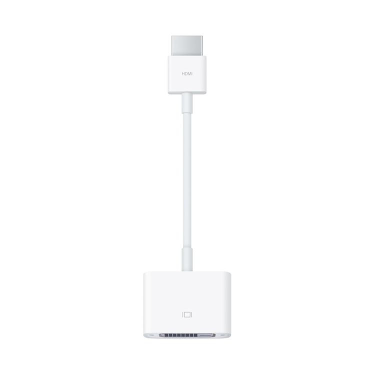 Apple HDMI to DVI Adapter image 1