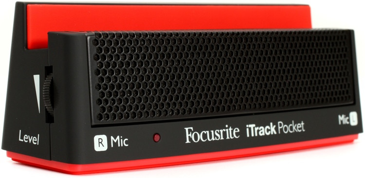 Focusrite iTrack Pocket iOS Interface image 1