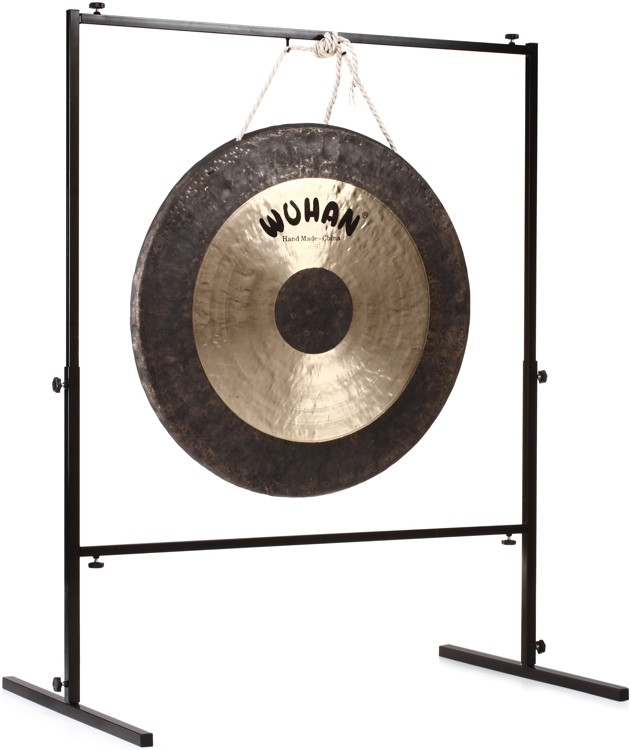 Wuhan Chau Gong with Stand -32
