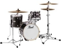 Pearl Midtown Series Shell Pack - 4-pc - Black Gold Sparkle