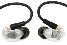 Westone UM Pro 50 Monitor Earphones - Clear