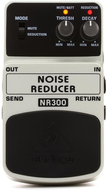 behringer nr300 noise reducer pedal sweetwater. Black Bedroom Furniture Sets. Home Design Ideas