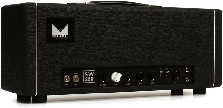 Morgan Amps SW22R 22-watt High-headroom Tube Head with Reverb image 1