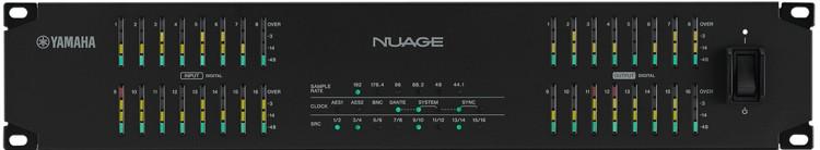 Yamaha Nio500-D16 16-channel Digital I/O for Nuage image 1