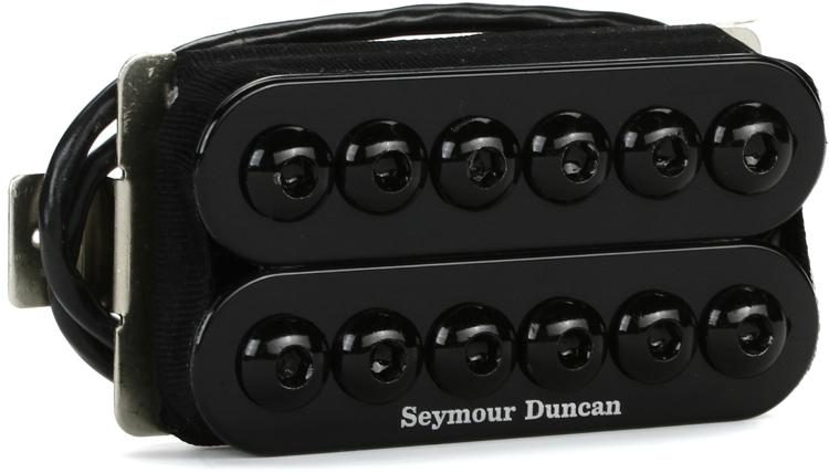 Seymour Duncan SH-8b Invader Humbucker Pickup - Black Bridge ...