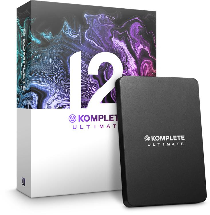 Komplete 12 Ultimate Upgrade from Komplete