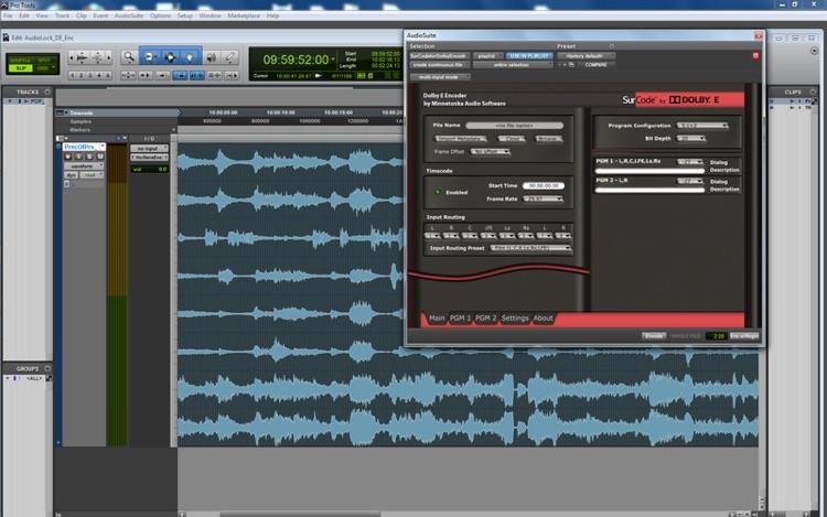 Minnetonka SurCode for Dolby E Encoder image 1