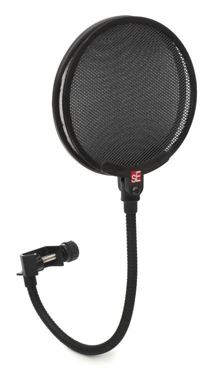 sE Electronics Dual Pro Mic Pop Shield image 1