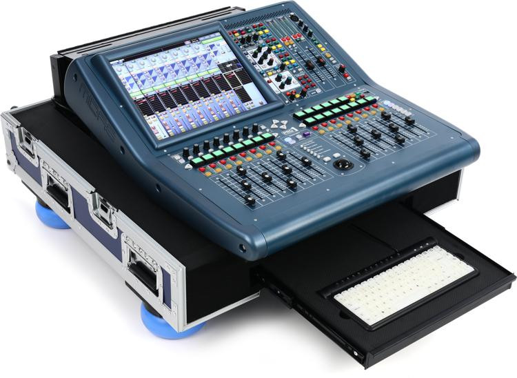 Midas PRO1-TP Tour Pack with Digital Mixer and Flight Case image 1