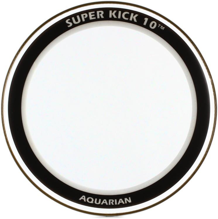 Aquarian Drumheads Super-Kick 10 Bass Drumhead - 22