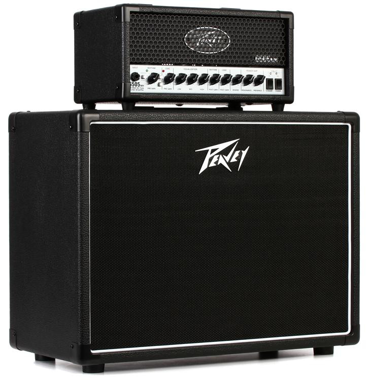 peavey 6505 112 mini stack 20 watt tube head with 1x12 cabinet sweetwater. Black Bedroom Furniture Sets. Home Design Ideas