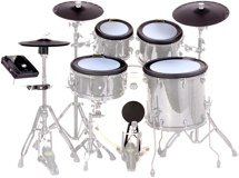 Nfuzd Audio NSPIRE Electronic Drumset - 5 piece Rock Full Pack