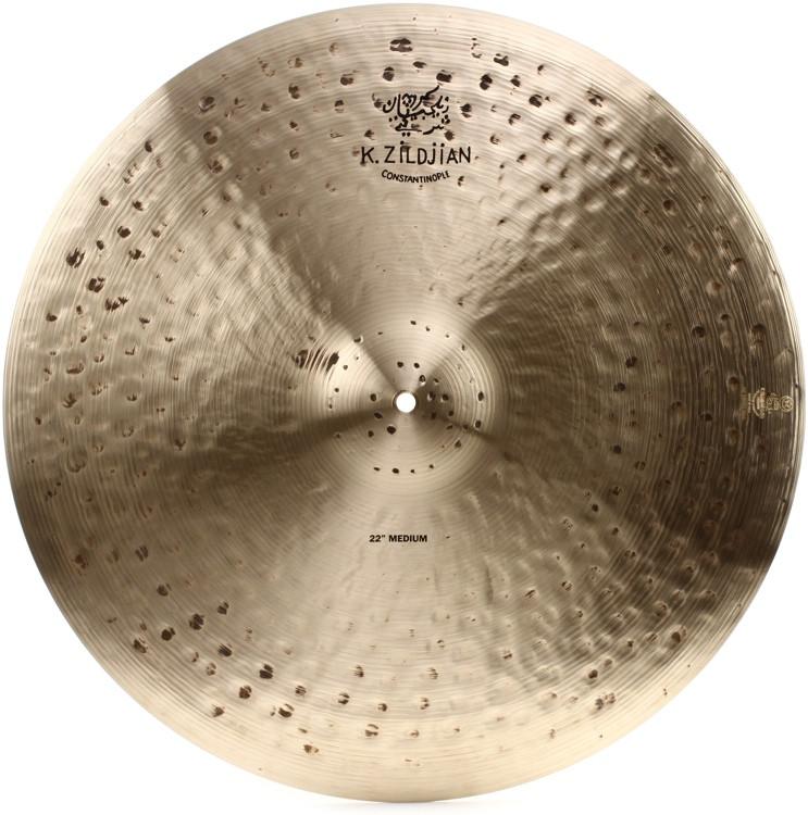 Zildjian K Constantinople Ride Cymbal - 22