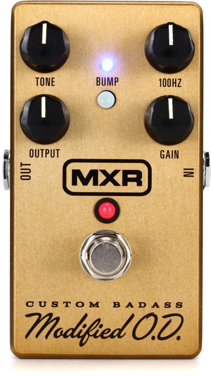 MXR M77 Custom Badass Modified Overdrive Pedal image 1