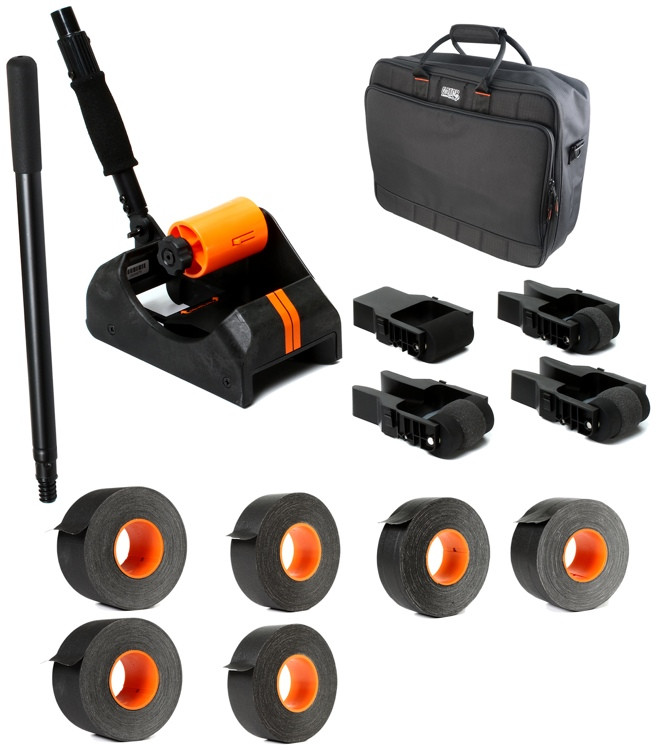 GaffTech GaffGun Deluxe Package - w/Bag and Assorted Tape image 1
