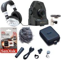 Zoom Q2n Handy Video Recorder 1080p Camcorder Starter Pack