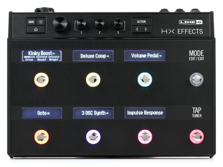 HX Effects Guitar Multi-effects Floor Processor
