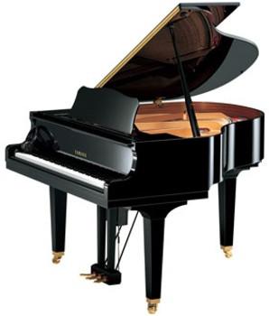 Yamaha DGB1KENST Disklavier Grand Piano - Polished Ebony finish image 1