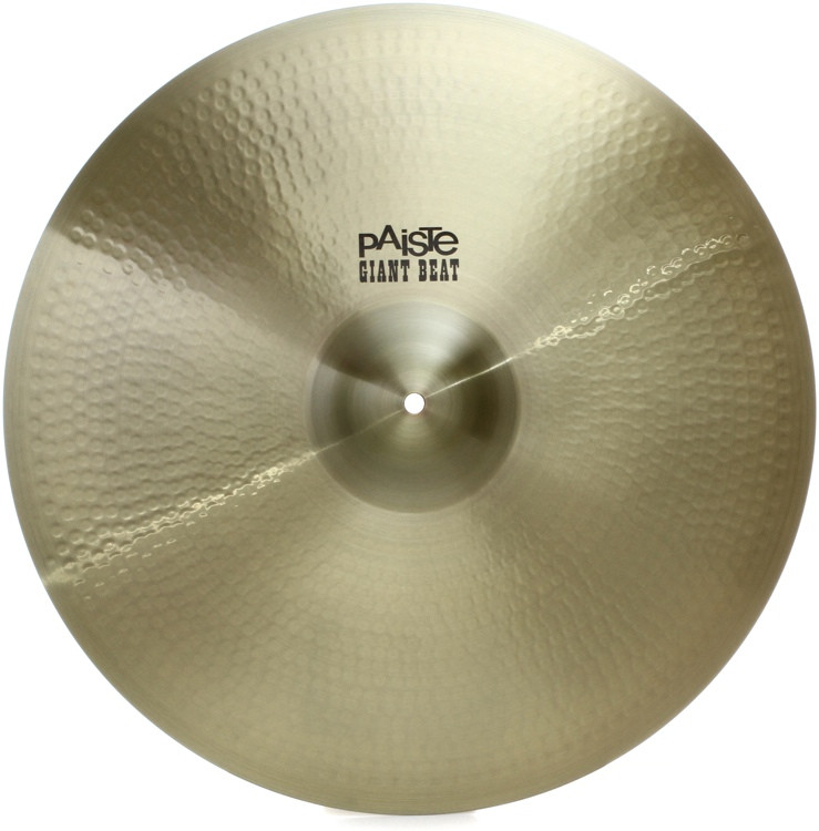 Paiste Giant Beat Crash / Ride Cymbal - 22