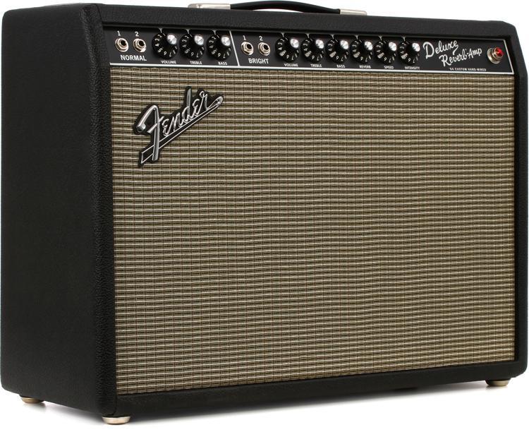 '64 Custom Deluxe Reverb 20-watt 1x12