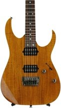 Ibanez RG Prestige RG652KFX - Koa Brown