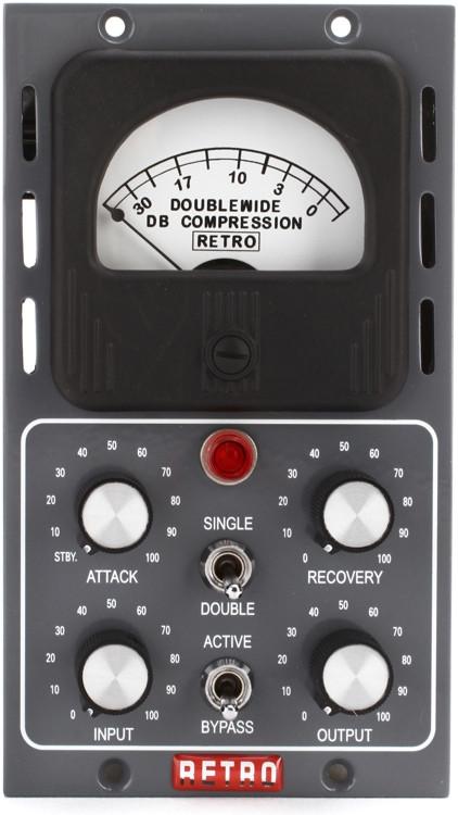 Retro Instruments Doublewide Tube Compressor image 1