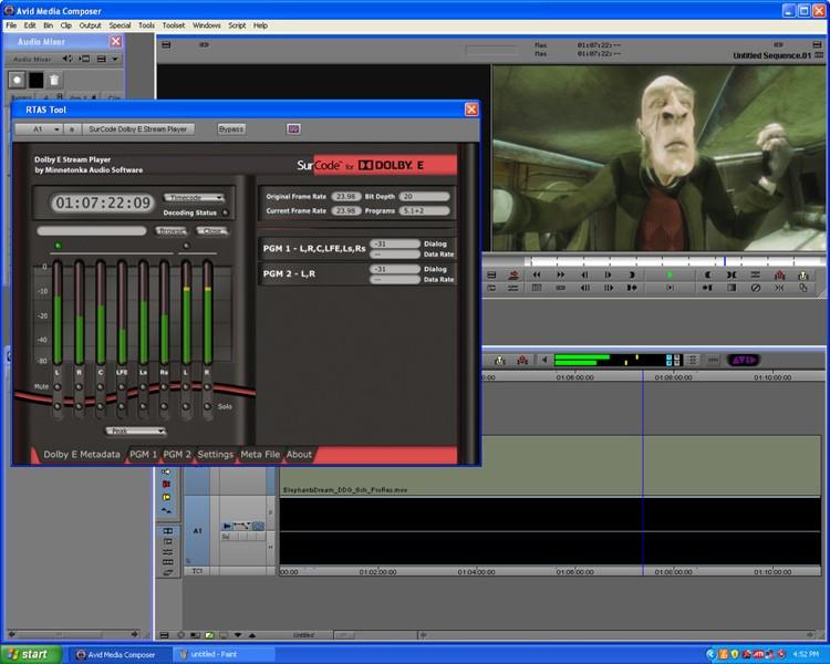 Minnetonka SurCode for Dolby E Bundle 3 image 1