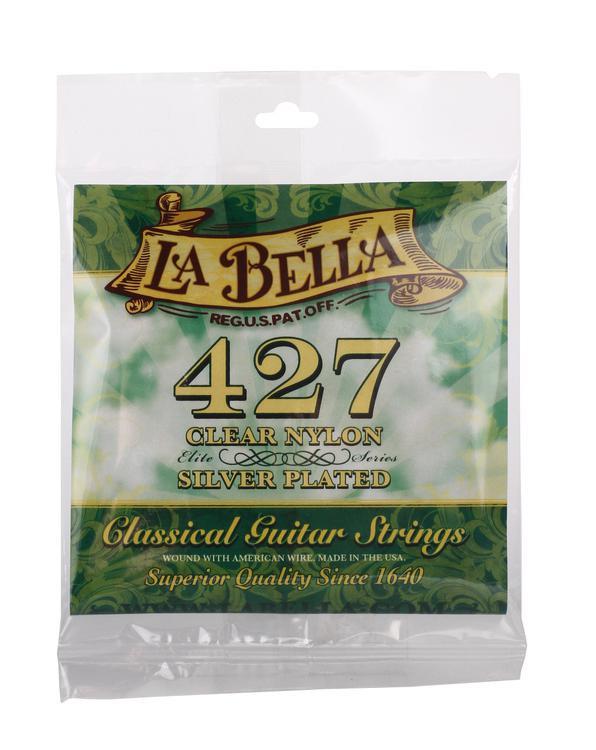 la bella 427 pacesetter elite classical guitar strings sweetwater. Black Bedroom Furniture Sets. Home Design Ideas