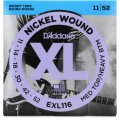 D'Addario EXL116 Nickel Wound Medium Top/Heavy Bottom Electric Strings