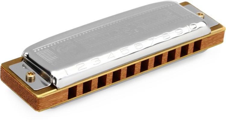 Hohner Blues Harp - Key of B image 1