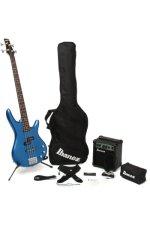 Ibanez IJXB150B Jumpstart Bass Pack - Starlight Blue