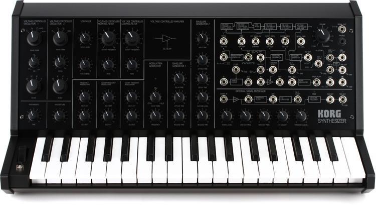 Korg MS-20 Mini Semi-modular Analog Synthesizer image 1