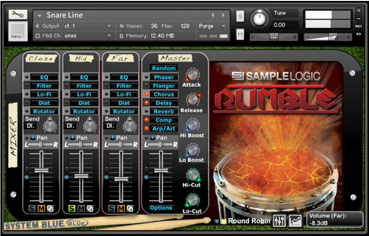 Sample Logic Rumble image 1