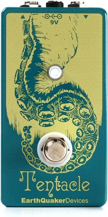 EarthQuaker Devices Tentacle Analog Octave Up Pedal image 1