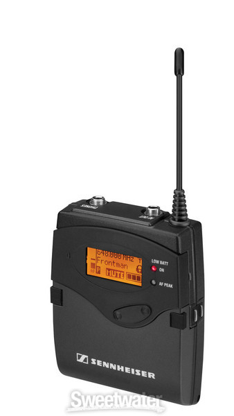 Sennheiser EK2000-G - G Band, 558-626 MHz image 1
