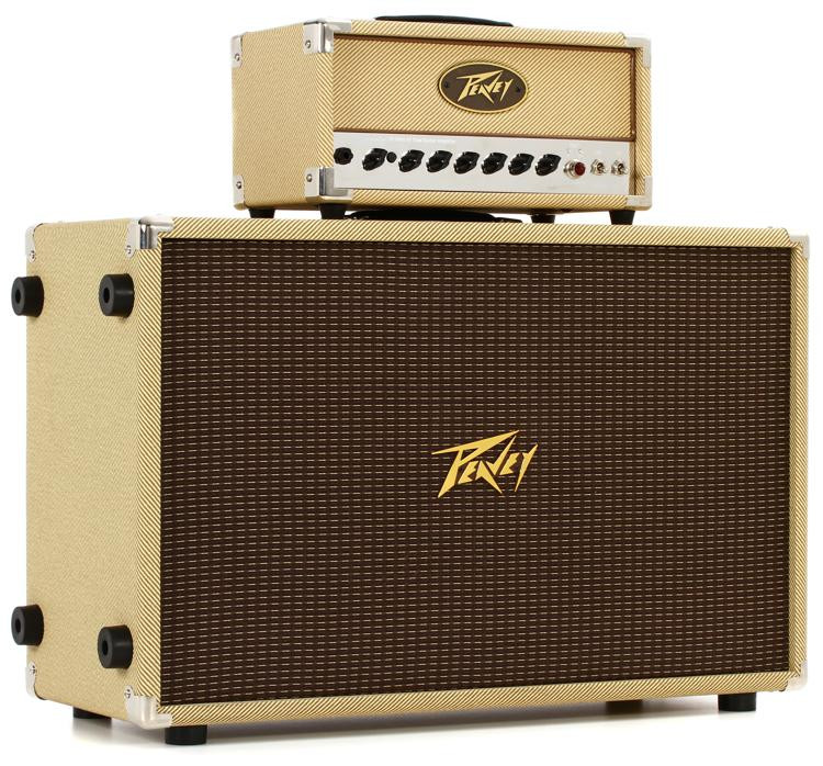 Peavey Classic 20 Mini Stack 20-watt Tube Head with 2x12