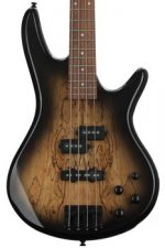 Ibanez GSR200SMNGT GIO - Spalted Maple Top Natural Grey Burst