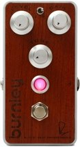 Bogner Burnley Distortion Pedal - Bubinga Faceplate