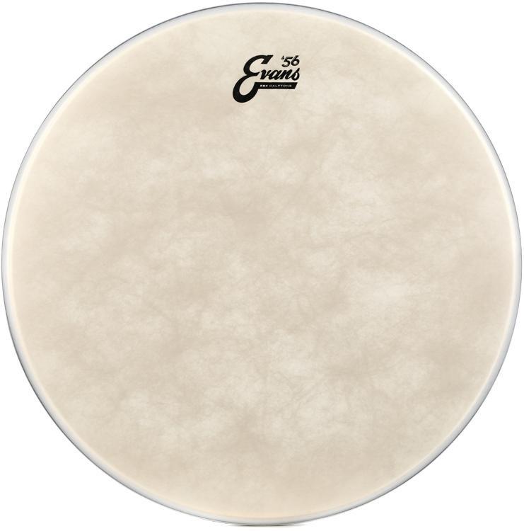 Evans EQ4 Calftone Bass Drumhead - 20