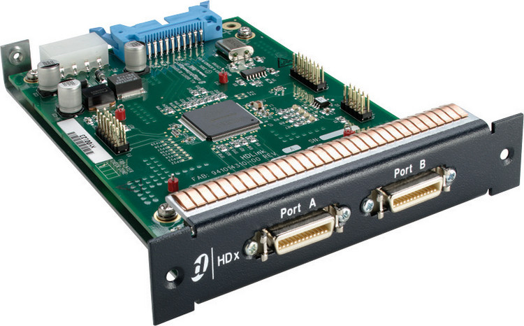 Avid VENUE Pro Tools HD TDM Recording Option image 1